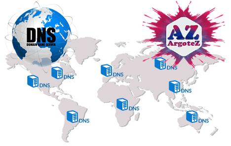 18 Motivi Per Sceglierci DNS In 19 Paesi Del Mondo Argotez