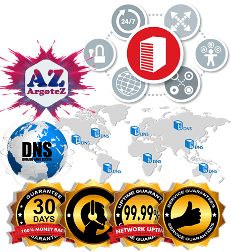 Perchè Scegliere Il DNS Zone 19 Paesi Del Mondo Di Argotez