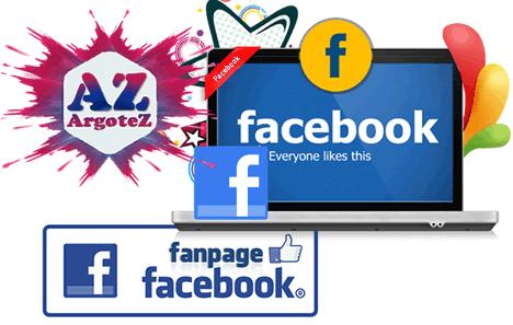Prodotti E Servizi Gestione Fanpage Di Facebook Argotez