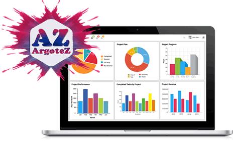 Prodotti E Servizi Report Settimanale Statistiche Visite Argotez