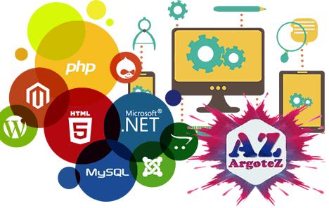 Prodotti E Servizi Sviluppo Pagine E Applicazioni Web Argotez