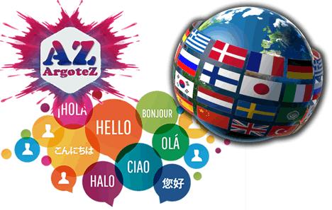 Prodotti E Servizi Traduzioni Multilingue Professionali Argotez