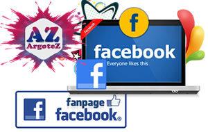 Servizio Gestione Fanpage Di Facebook Di Argotez