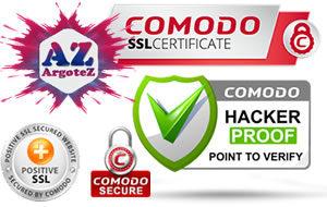 Servizio Https Certificato SSL Comodo Di Argotez