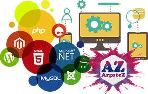 Servizio Sviluppo Applicazioni E Pagine Web Di Argotez
