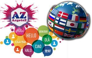 Servizio Traduzioni Multilingue Professionali Di Argotez