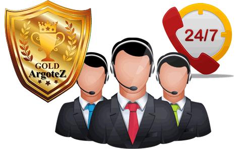 Sito Vetrina Gold Assistenza Premium 24h Su 24h Argotez