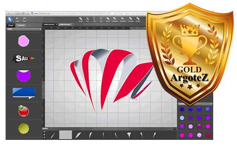 Sito Vetrina Gold Creazione Del Logo Aziendale Argotez