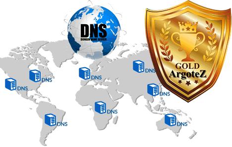 Sito Vetrina Gold Dns Zone 19 Paesi Del Mondo Argotez