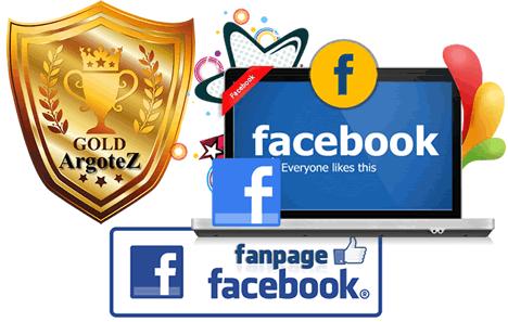 Sito Vetrina Gold Gestione Fanpage Di Facebook Argotez