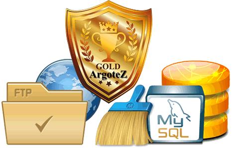 Sito Vetrina Gold Ottimizzazione Dominio E Database Argotez