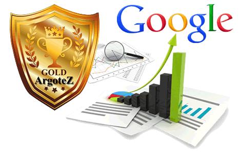 Sito Vetrina Gold Posizionamento In Google Argotez