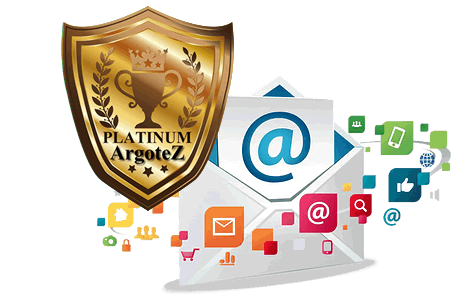 Sito Vetrina Platinum 10 Account Email Da 5gb Argotez