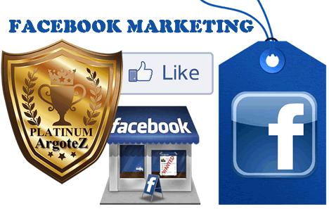 Sito Vetrina Platinum Campagna Pubblicitaria Facebook Argotez