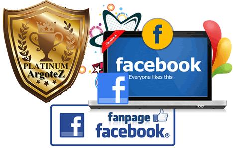 Sito Vetrina Platinum Gestione Fanpage Di Facebook Argotez