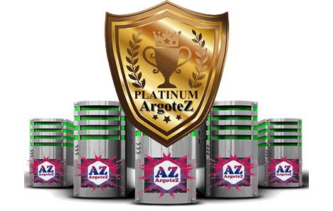 Sito Vetrina Platinum Hosting Professionale Argotez