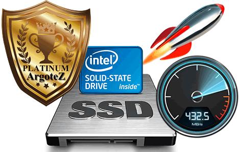Sito Vetrina Platinum Massima Velocita Dischi SSD Argotez
