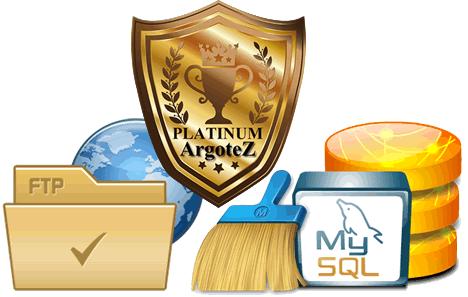 Sito Vetrina Platinum Ottimizzazione Dominio E Database Argotez