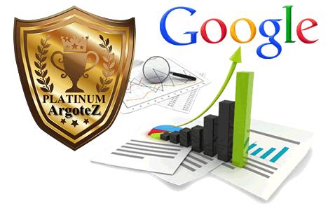 Sito Vetrina Platinum Posizionamento In Google Argotez