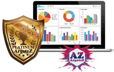 Sito Vetrina Platinum Report Settimanale Statistiche Argotez