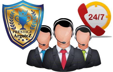 Sito Vetrina Prestige Assistenza Premium 24h Su 24h Argotez