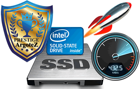 Sito Vetrina Prestige Massima Velocita Dischi SSD Argotez