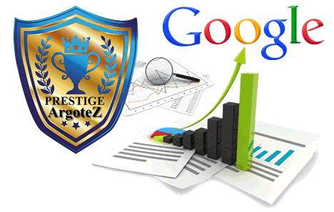Sito Vetrina Prestige Posizionamento In Google Argotez