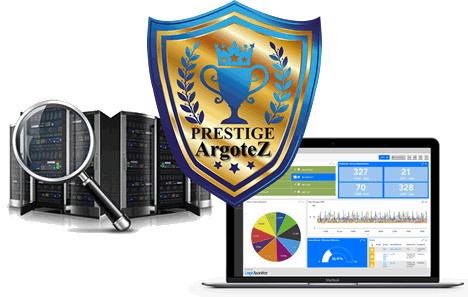 Sito Vetrina Prestige Server Monitoring Argotez