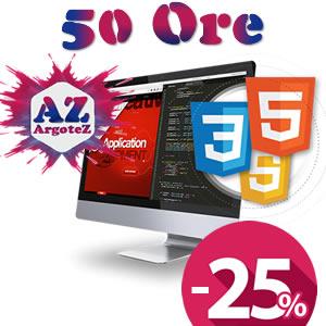 Copertina Servizio Extra 50 Ore Sviluppo Applicazioni E Pagine Web