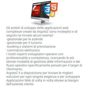 Descrizione Servizio Extra Sviluppo Applicazioni E Pagine Web